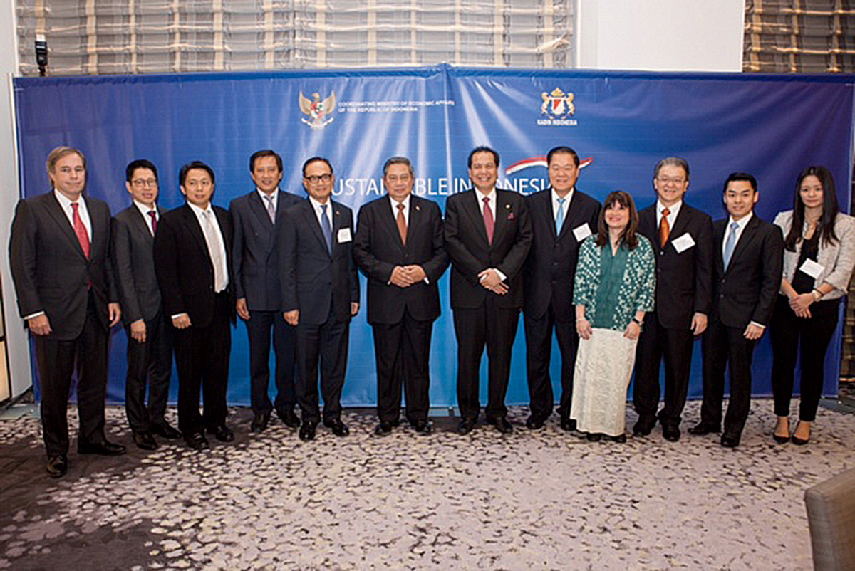 Asian Agri Sign the Indonesia Sustainable Palm Oil Pledge