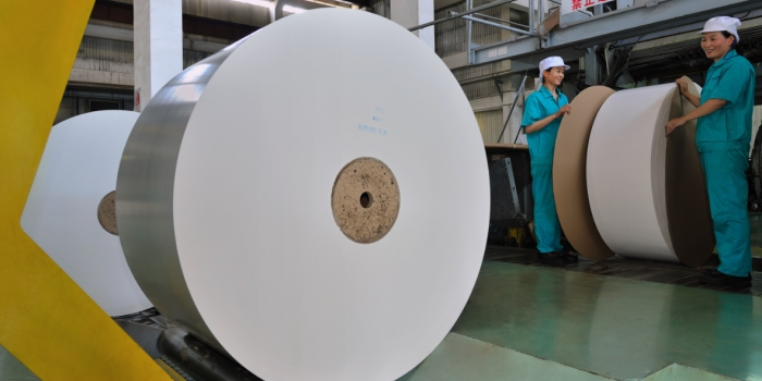 Asia Symbol (Guangdong) is Guangdong Province's Outstanding Papermaking Company