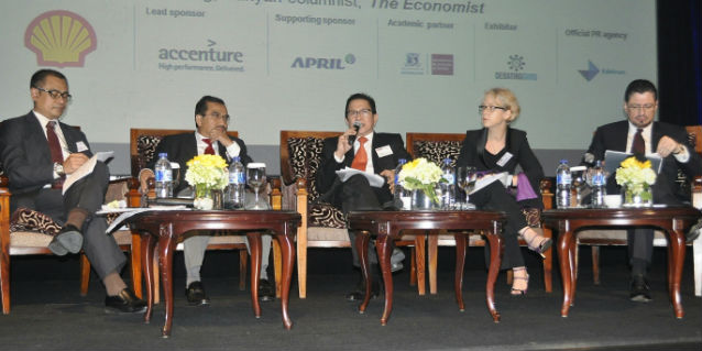 The Economist Indonesia Summit 2015: RGE adds value to Indonesia
