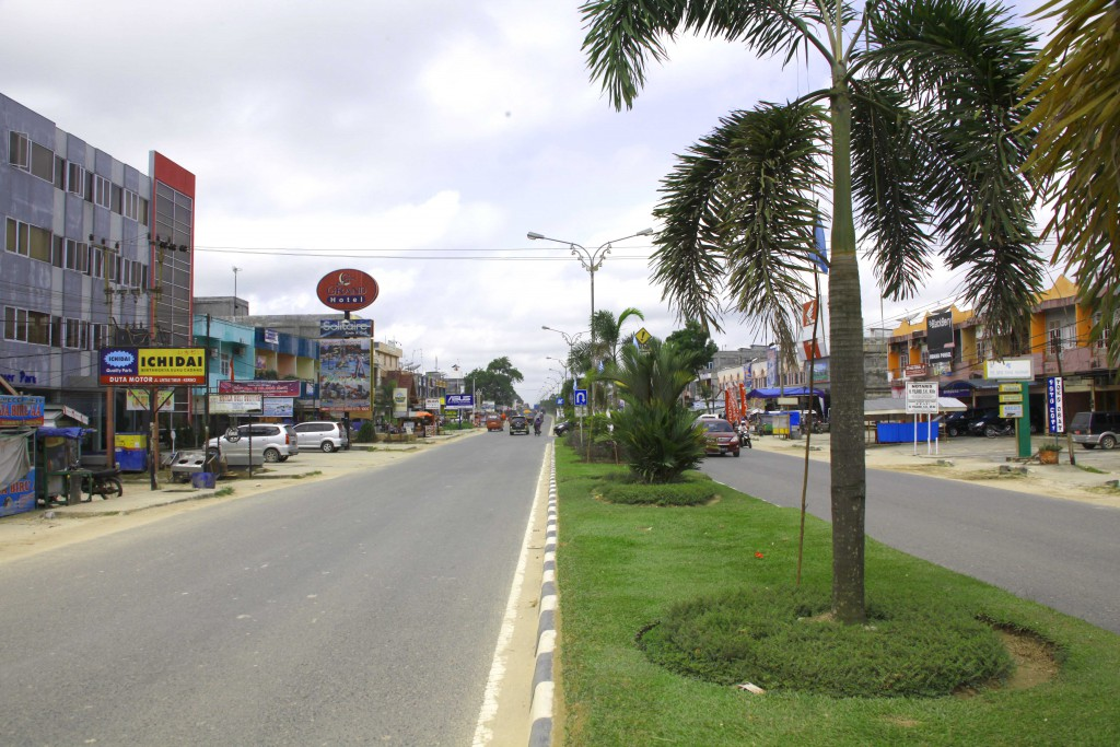 Today, Kerinci has grown into a town of more than 100,000 inhabitants