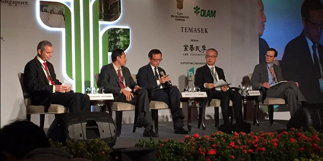 Apical Group President Dato Yeo How among panelists on Commodity Prices