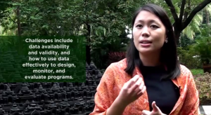 Tanoto Foundation Board of Trustees member Belinda Tanoto discusses poverty alleviation and its challenges