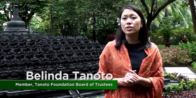 Belinda Tanoto weighs in on poverty alleviation