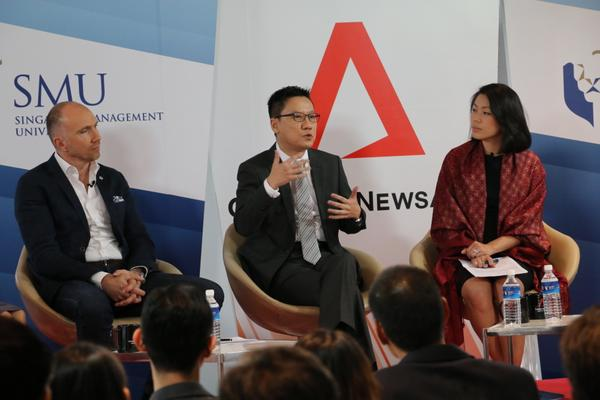 Belinda Tanoto - Channel NewsAsia Perspectives discussion on Inequality in Asia