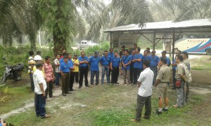 Asian Agri-partnered smallholders sharing experiences and best practices in oil palm plantation management