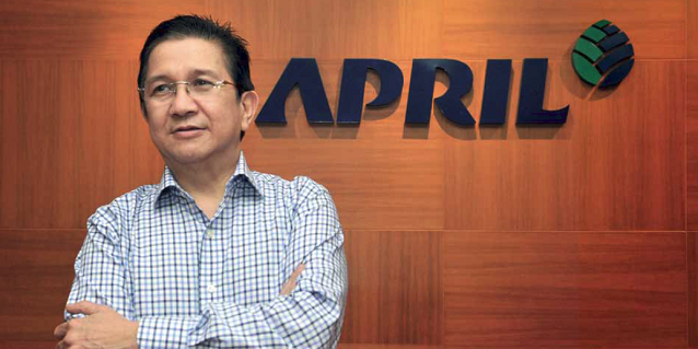 [SWA Interview] Tony Wenas: APRIL is about Sustainable Forest Management