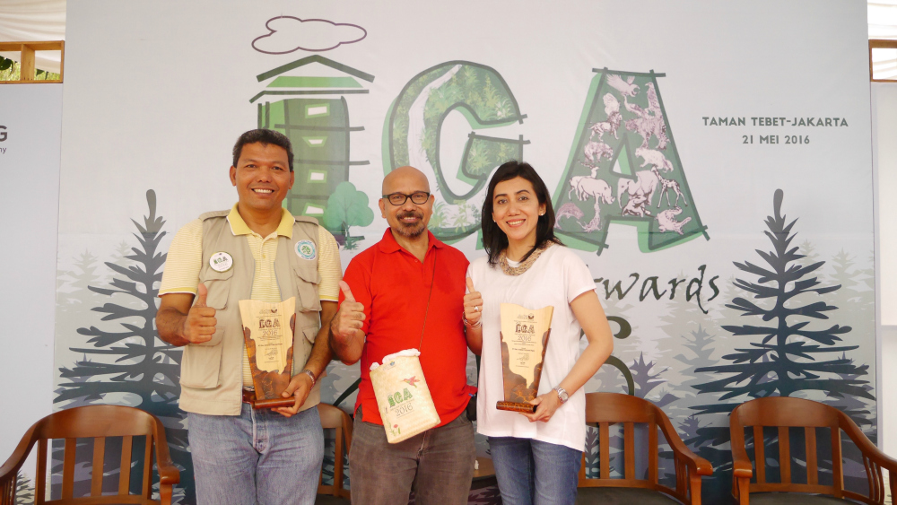 Inside RGE - APRIL Group Indonesia Green Awards Sailal Arimi Dian Novarina La Tofi FFVP RER