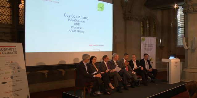 Bey Soo Khiang Business Climate Summit 2016 London