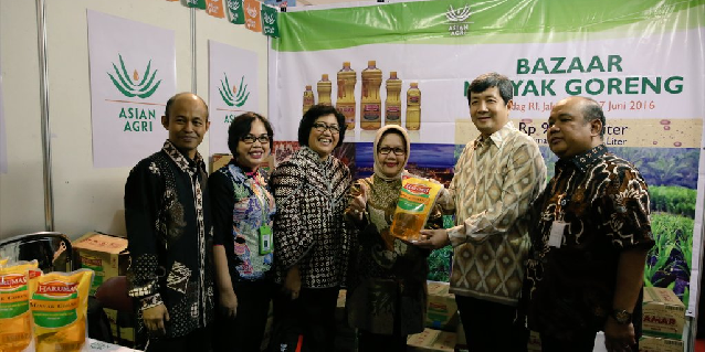 Inside RGE - Asian Agri Cooking Oil Bazaar Migor 2016