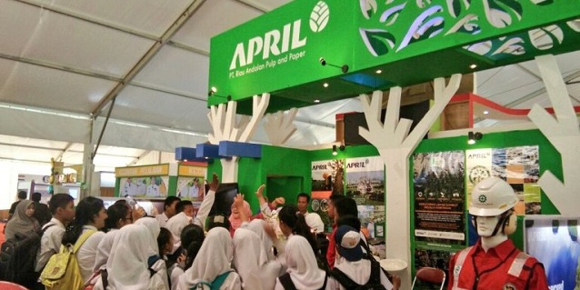 RAPP Wins Best Private Booth at Pelalawan Expo 2016