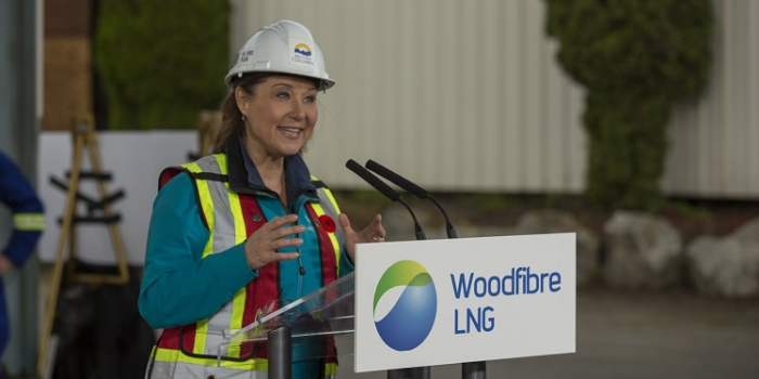 New Milestone as Woodfibre LNG Project Receives Investment Decision