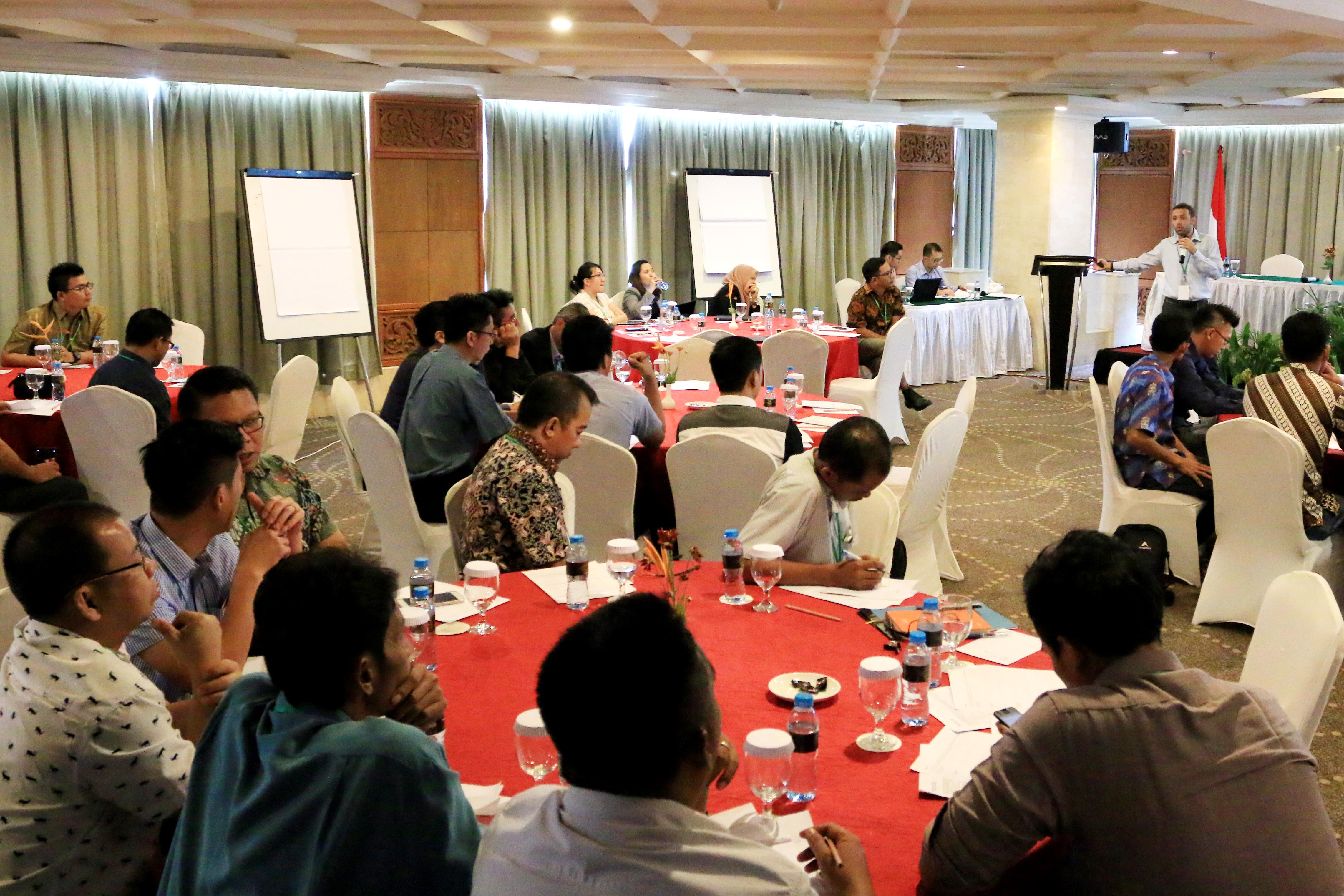 The inaugural Apical Shared Value Programme workshop for suppliers was held on Nov 2, 2016
