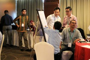 The workshop was attended by more than 33 participants from 18 groups of companies