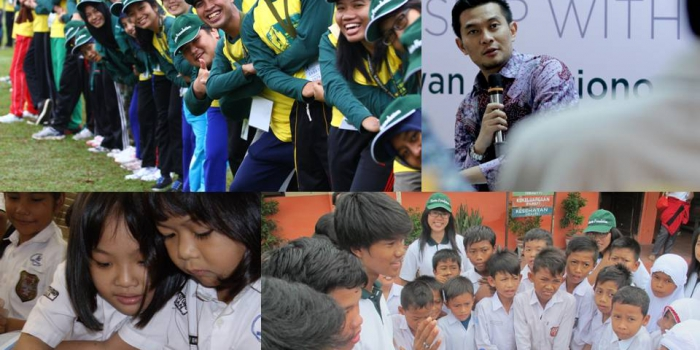 Tanoto Foundation 2015 Annual Report