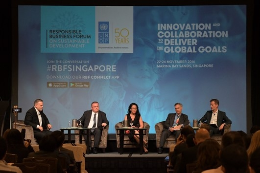 APRIL Shares Perspectives on Sustainable Development at Responsible Business Forum 2016