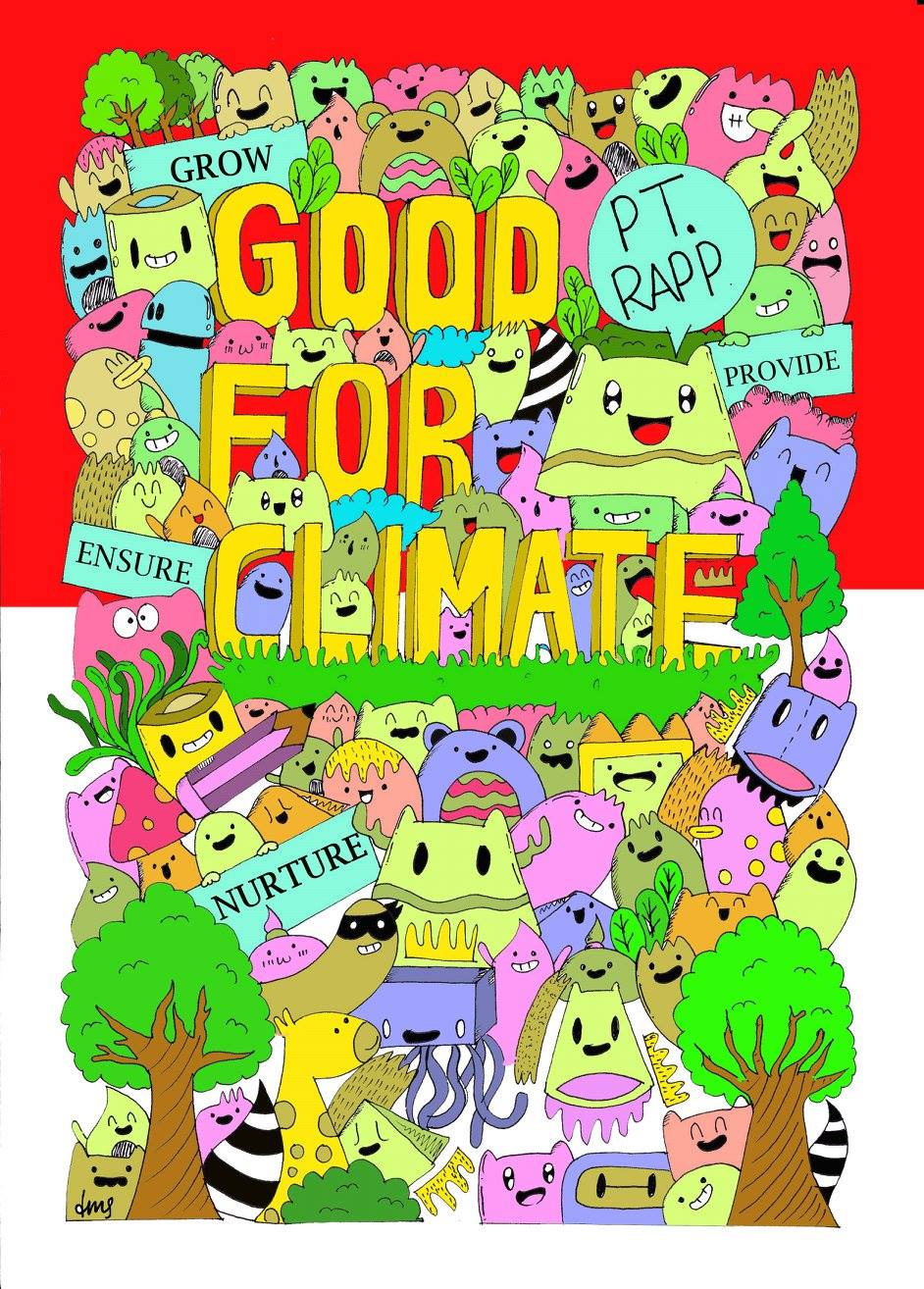 APRIL Canvasses Creative Expressions in Caring for the Climate in Doodle Competition