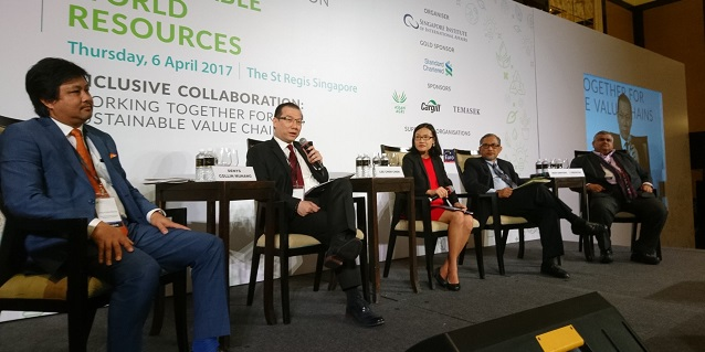 Asian Agri Shares 30 Years' Journey Partnering Smallholders at 4th Singapore Dialogue on Sustainable World Resources