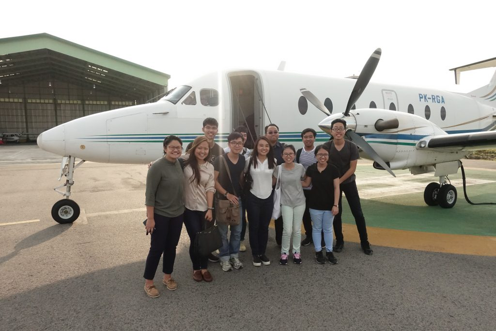 From Seedling to Paper: APRIL Hosts Visitors from GCNS and Yale-NUS