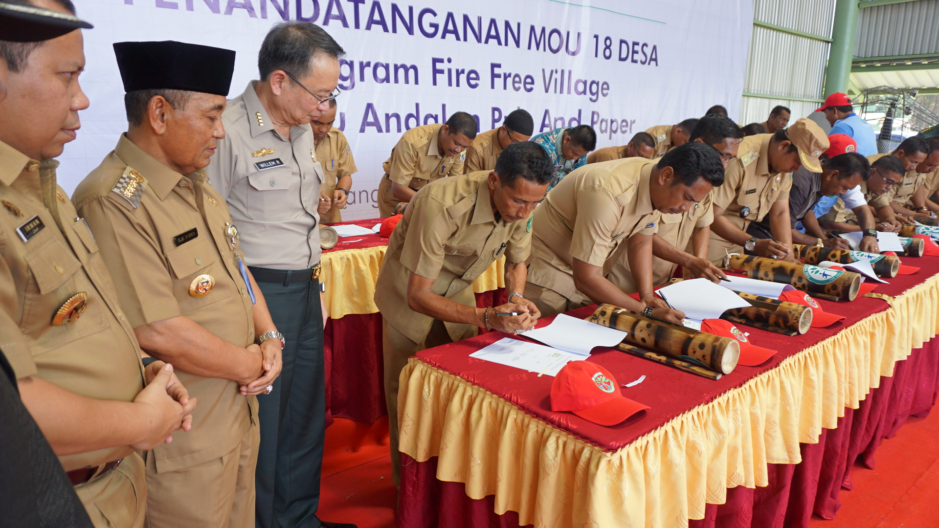 3rd Edition of APRIL's Fire Free Village Programme