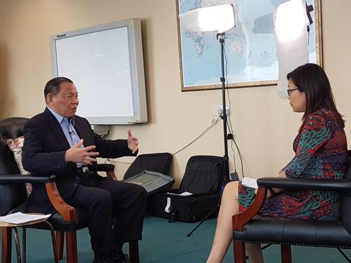RGE Founder & Chairman Sukanto Tanoto Shares Entrepreneurial Journey on CNBC Lasting Legacy