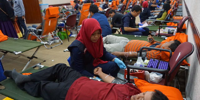 APRIL Gives Big with 1,265 Bags of Blood at Donation Drive