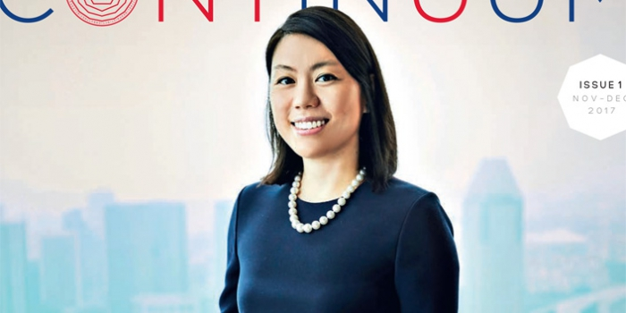 NTU Continuum Magazine: Belinda Tanoto on Philanthropy, Education and Empowerment