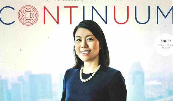 Belinda Tanoto: Why Education is Sustainable Giving