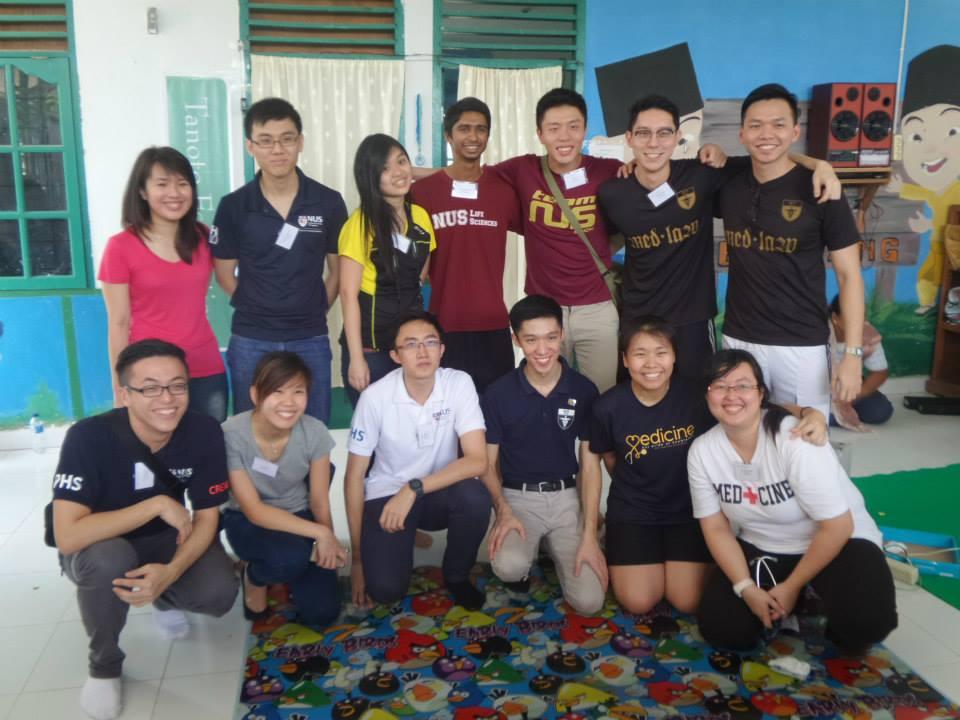 NUS Yong Loo Lin School of Medicine Scholars
