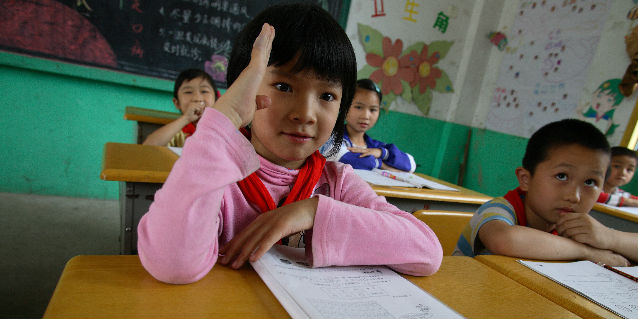 Environmental Education Outreach Programs to Schools in China