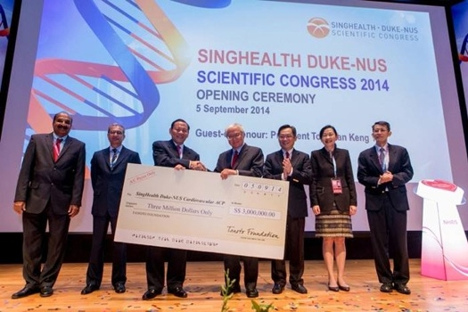 Tanoto Foundation's Gift to Medical Research