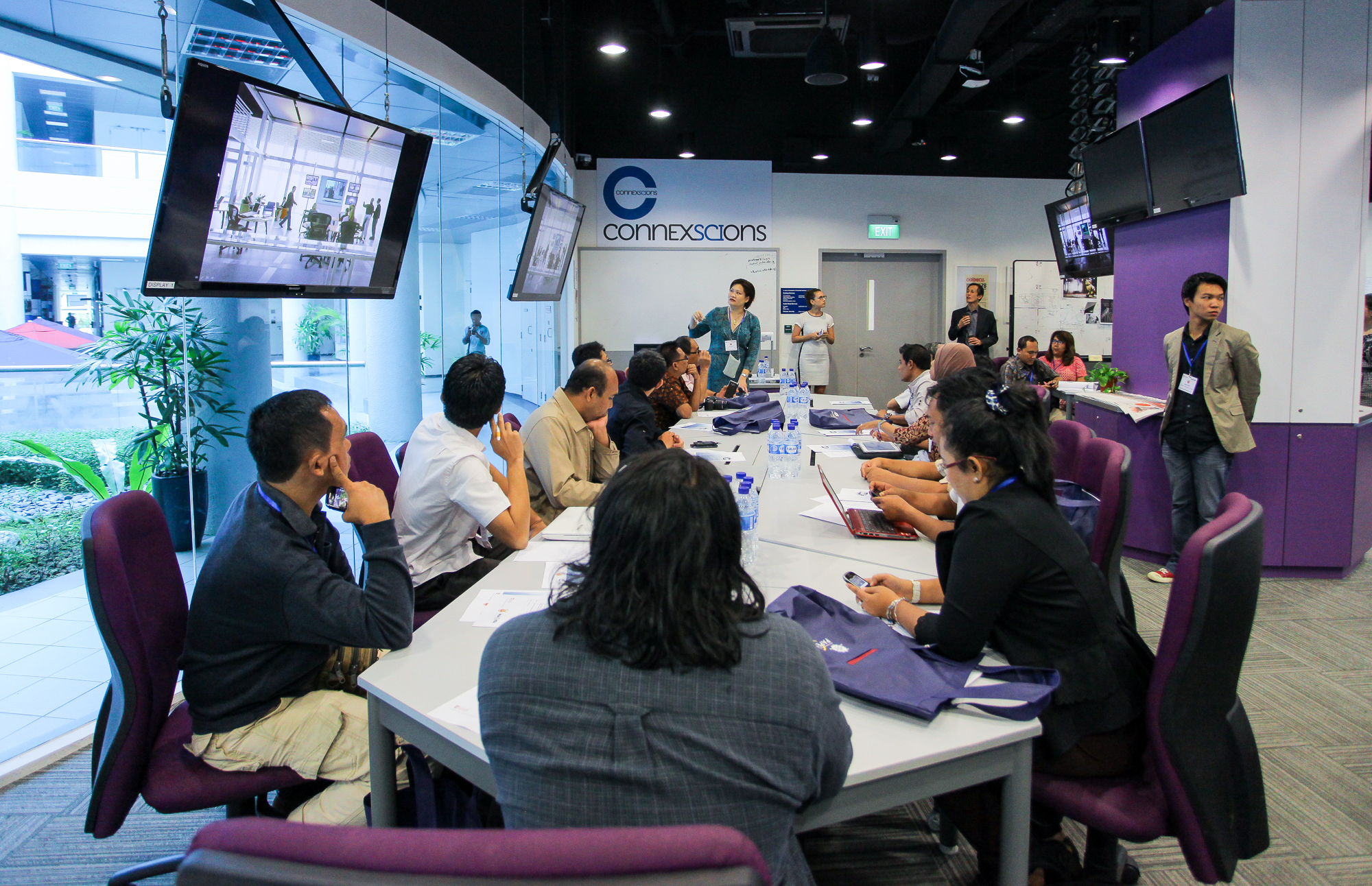 RGE Journalism Workshop at NTU
