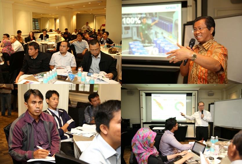 RGE Journalism Workshop Senior Management Dialogue