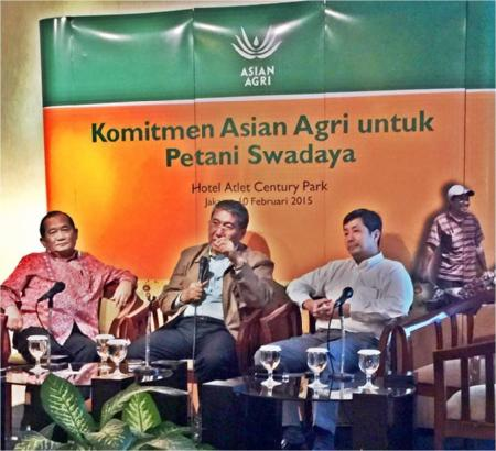 Asian Agri Committed to Assisting Independent Smallholders