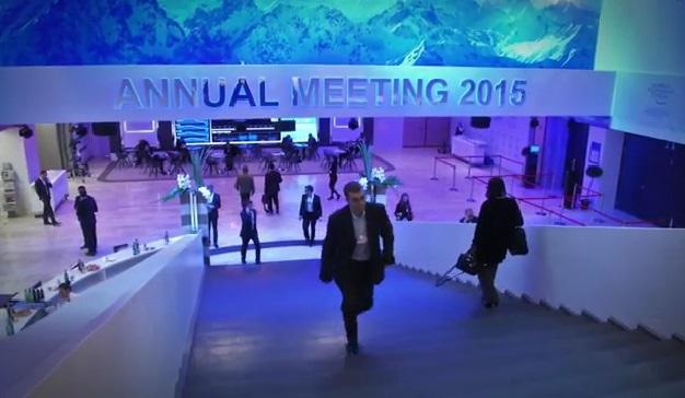 World Economic Forum 2014 - Anderson Tanoto