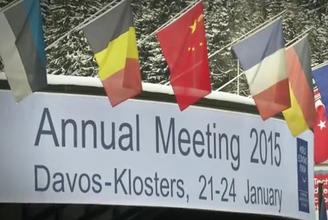 Anderson Tanoto at World Economic Forum 2015 in Davos