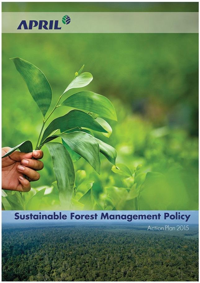 APRIL SFMP Action Plan 2015