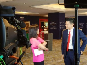 Anderson Tanoto speaks with CNBC