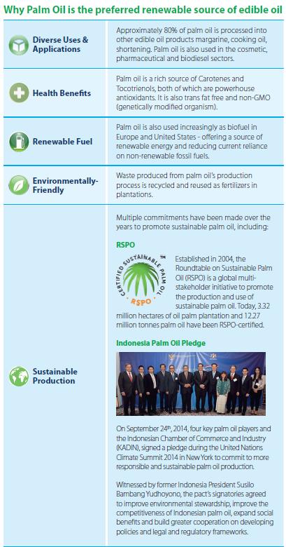 Oil palm preferred resource