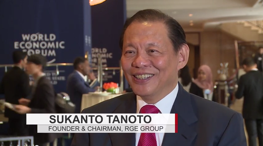 RGE Founder and Chairman Sukanto Tanoto shares his thoughts on the World Economic Forum on East Asia 2015