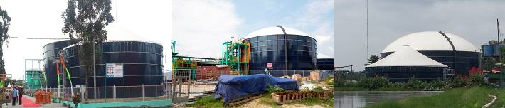Asian Agri Biogas Power Plants North Sumatra Riau Jambi