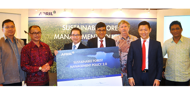 APRIL Group Announces Sustainable Forest Management Policy 2.0 (SFMP 2.0)
