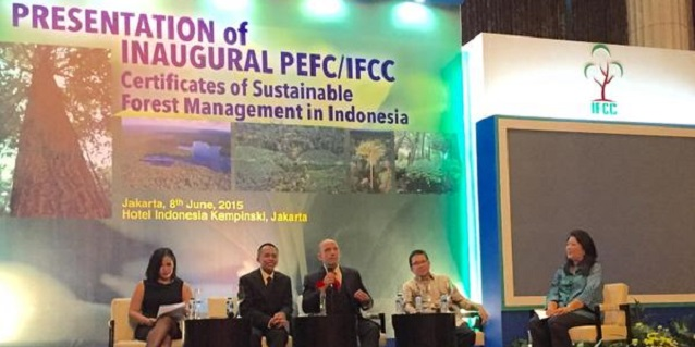 APRIL Group achieves PEFC Sustainable Forest Management Certification for Indonesia