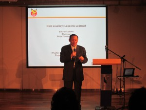 Sukanto Tanoto Wharton GMC Keynote Address - Lessons Learned