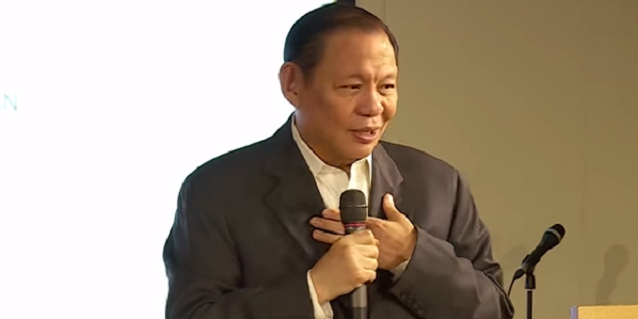 Sukanto Tanoto Wharton School Speech - Inside RGE: An Entrepreneur's Journey