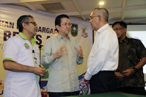 Almasdi Syahza Tony Wenas Governor Rachman Rudi Fajar
