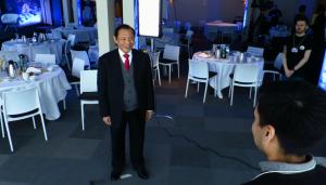 CNBC interviews RGE Chairman Sukanto Tanoto