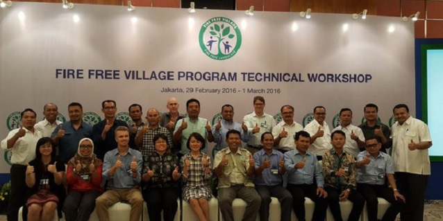 APRIL's Fire-free Village Programme Shares Collaborative Fire Prevention Practices