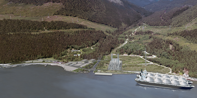 Woodfibre LNG Approved by Canadian Government