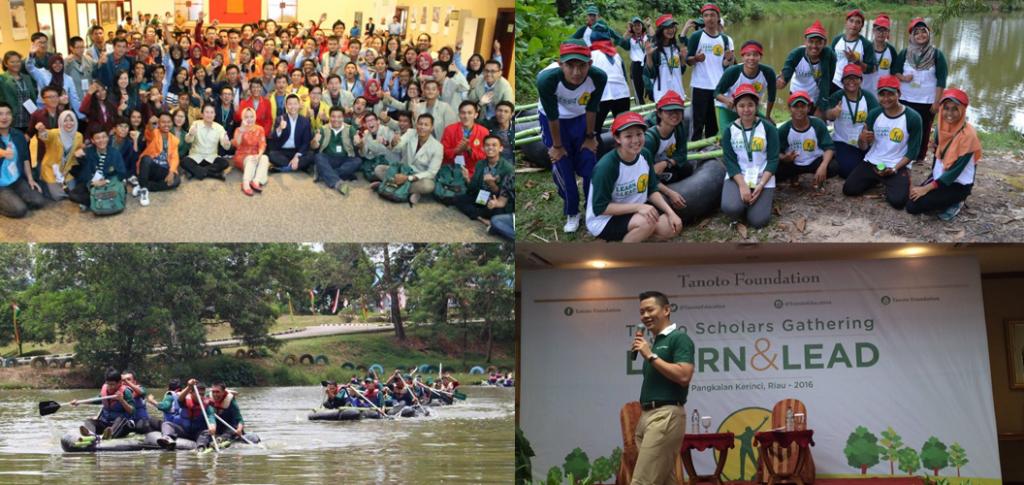 Tanoto Scholars Gathering 2016 Indonesia Anderson Tanoto