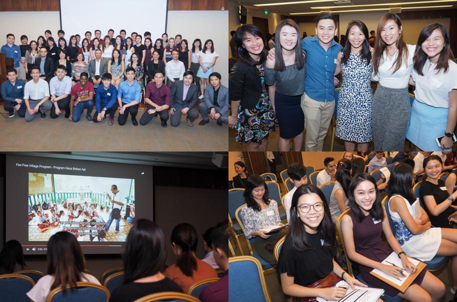 Tanoto Scholars Gathering 2016 Singapore Imelda Tanoto